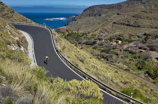 An der Westküste nach Agaete (Gran Canaria)