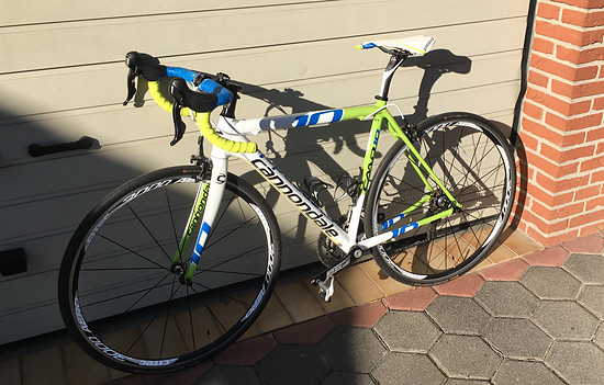 Cannondale CAAD10 5 105 2013