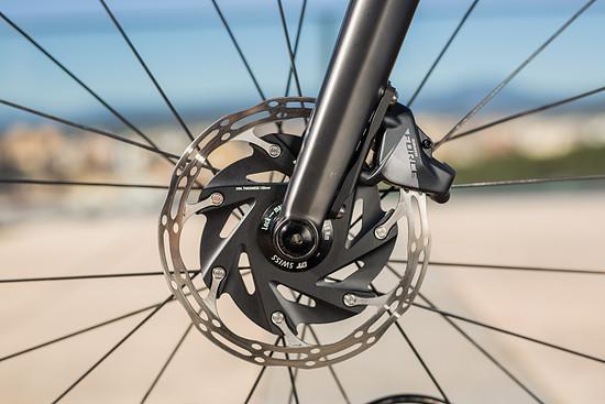 Neue Disc-Rotoren mit 160 oder 140 mm …