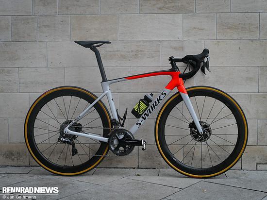 Specialized S-Works  Roubaix mit Dura Ace Di2 – 10.999 €