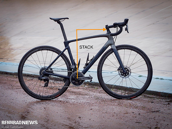Specialized Roubaix Stack