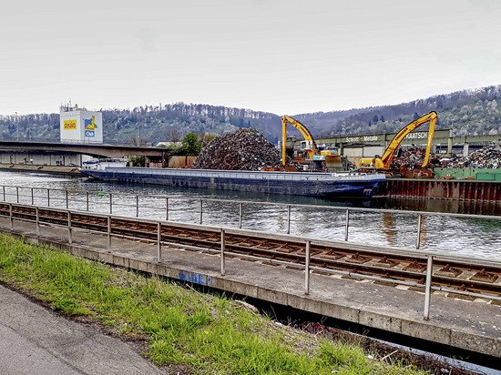 Plochinger Hafen