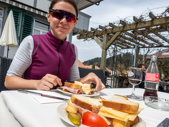 Sandwichpause