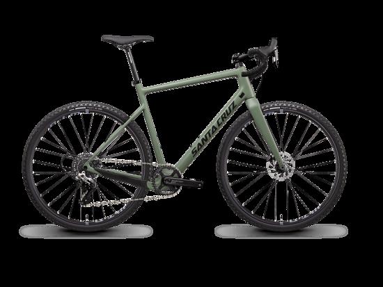 Santa Cruz Stigmata mit SRAM Rival 1x11 und 700c Laufrädern, Easton-Parts sowie  DT Swiss 370-Naben für 3.999 € (UVP)