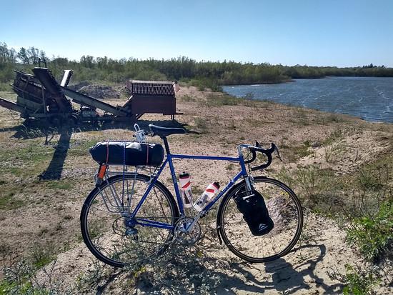 Version: Tagesausflug mit zivilen Wechselklamotten und zweiter Rad-Garnitur