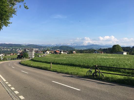 Panoramarunde Bergblick
