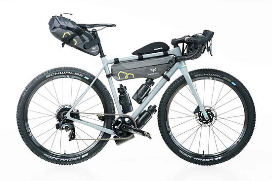 Extremeres Bikepacking: Dafür ist das WI.DE geschaffen