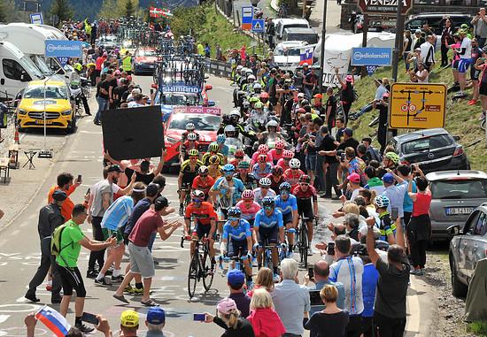 Giro 2019 Passo Rolle 20 Tappa Rosa