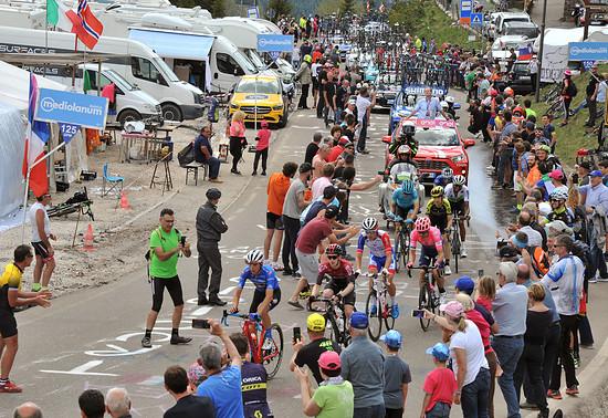 Giro 2019 Passo Rolle 20 Tappa