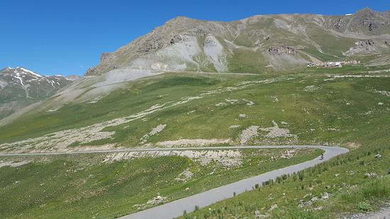 Col de la Bonette Südauffahrt