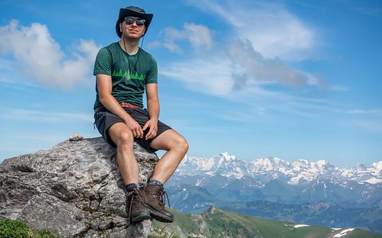 Alpen Cowboy