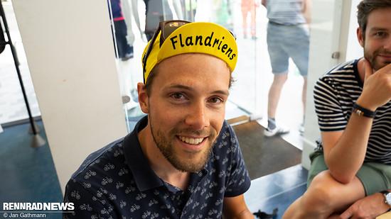 Er ist ein Flandriens aus den Niederlanden