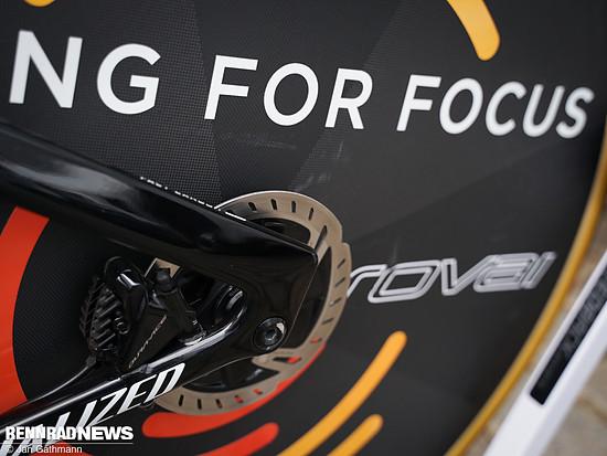 Ab jetzt gibt es das Shiv mit Disc-Bremsen – Quick-Step fährt nur noch mit Disc-Rennrädern
