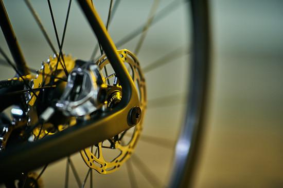 Trotz Leichtgewicht soll es ein alltagstaugliches Disc-Rennrad sein