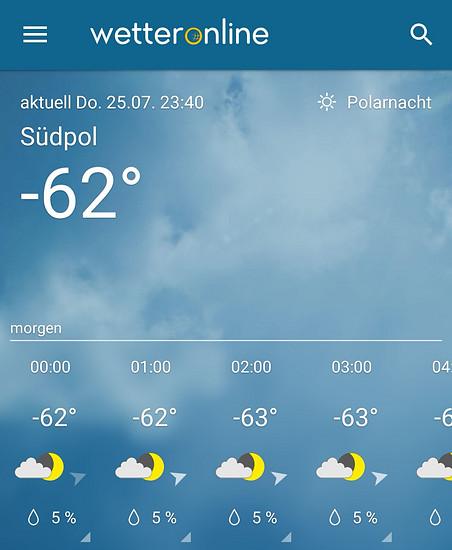 Abkühlung gefällig? 😉