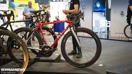 Rennräder Eurobike Tag 1-55