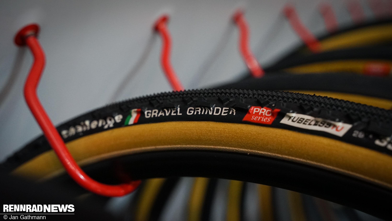Foto: Der neue Challenge Gravel Grinder Handmade Tubel…