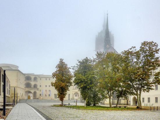 Wittenberg 05 . Schlosskirche