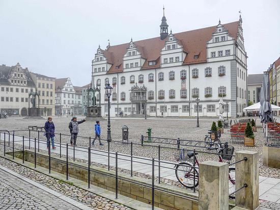 Wittenberg 09 . Denkmale
