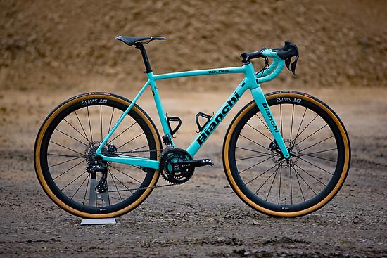 Bianchi Zolder Pro (GRX 815 Di2)