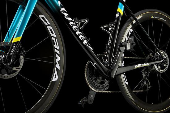 Laufräder steuert Corima bei...