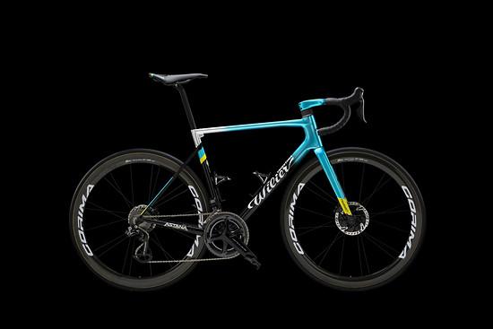 Wilier Zero SLR im Astana Team-Design