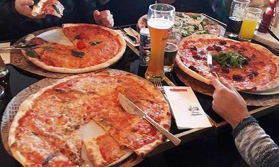 Die größte Pizza meines Lebens 02