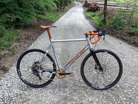 Nicolai Argon CX mit vielen Teilen aus Deutschland