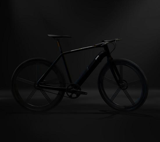 Auch ein Lemond Carbon E-Bike scheint in Planung zu sein