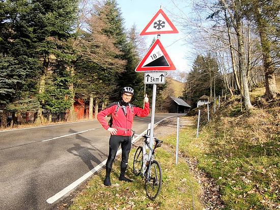 Stohren Auffahrt Münstertal