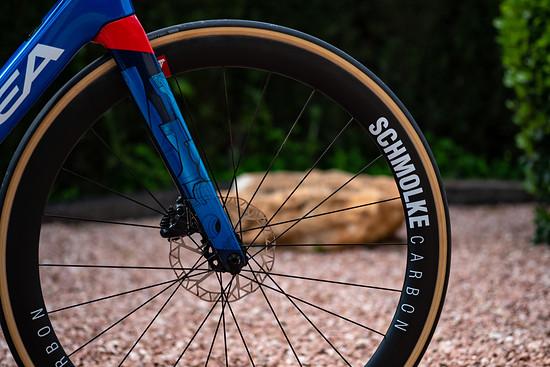 Laufräder von Schmolke Carbon – Schmolke erwarb unlängst auch THM Composites