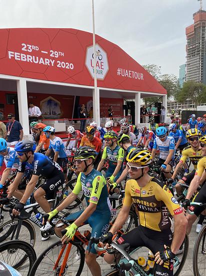 UAE Tour Etappe 4