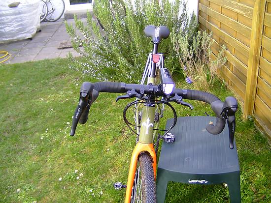 Kettenführung MTB Fahrrad Kettenabweiser 39-42mm