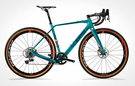 Das Cinelli King Zydeco 2020 gibt es auch als Komplettrad in verschiedenen Varianten