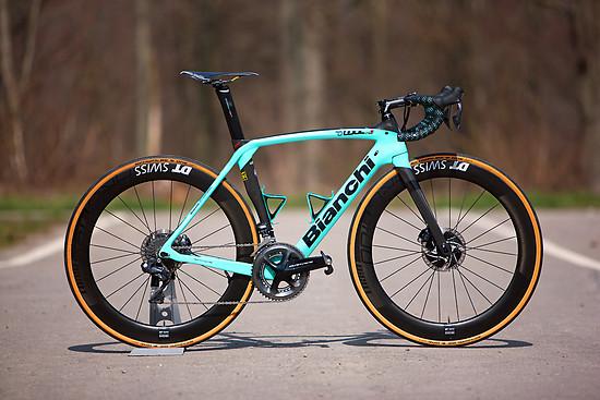 Bianchi Oltre XR3 - last stage - März 2020
