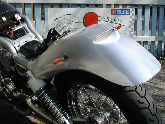 Kotflügel Harley 014#001
