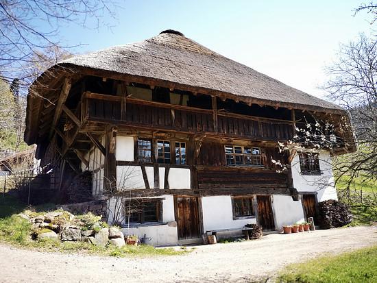 Schnederhof von 1696 in Kirchhausen