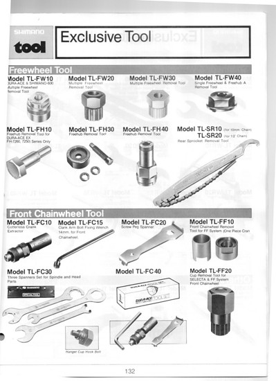 Shimano Tool1983-132
