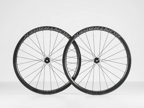 Mit 1.325 g ist der neue Aeolus RSL 37 laut Trek der bisher leichteste Carbon-Laufradsatz der Marke