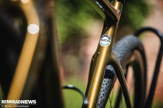 Gravelbikes mit UCI-Rennzulassung bilden noch die Ausnahme