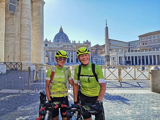 Non-stop nach Rom