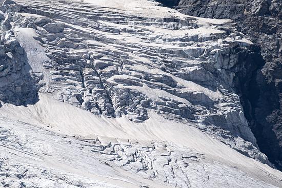 Gletscherdetails