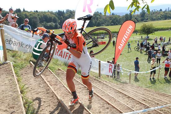 Die laufstarke Lisa Brandau hatte in Baden die schnellsten Beine