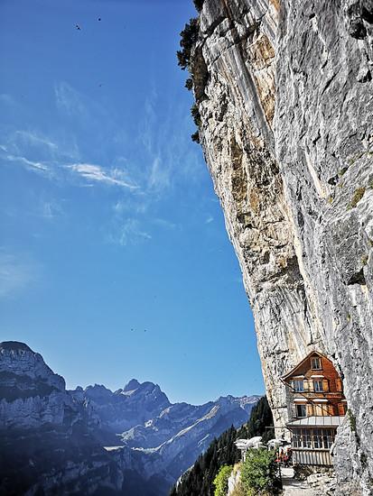Äscher Berghaus