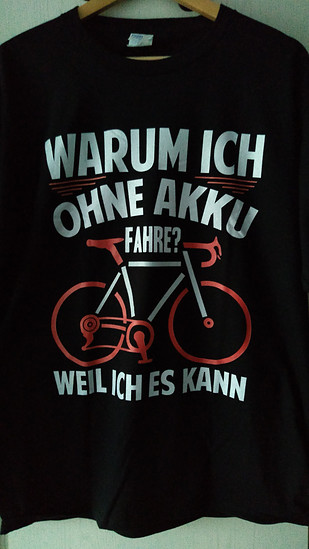Neues T-Shirt