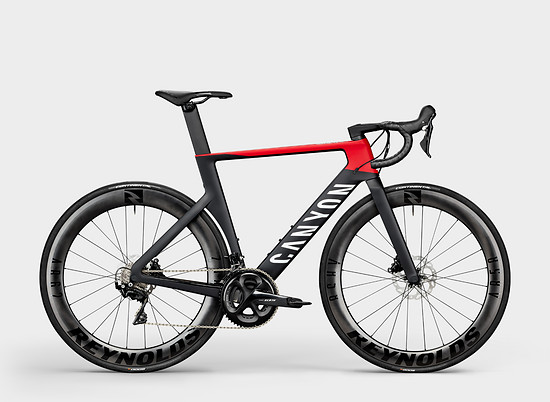 Canyon Aeroad CF SL Disc 7 Racing Red