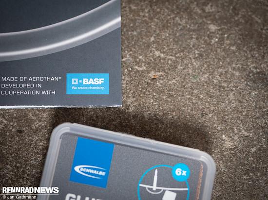 Die Entwicklung des TPU erfolgte zusammen mit BASF