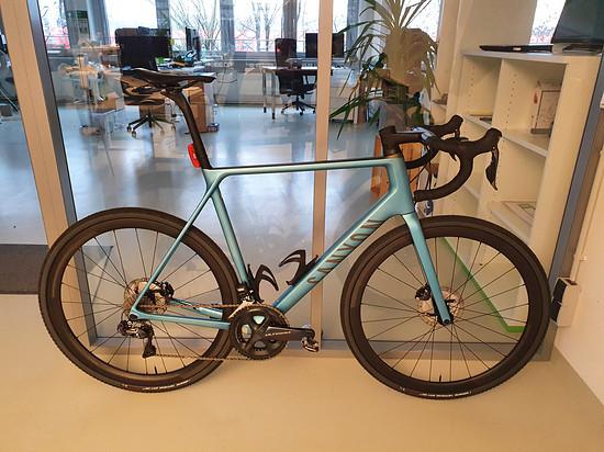 Low budget Winter-bike