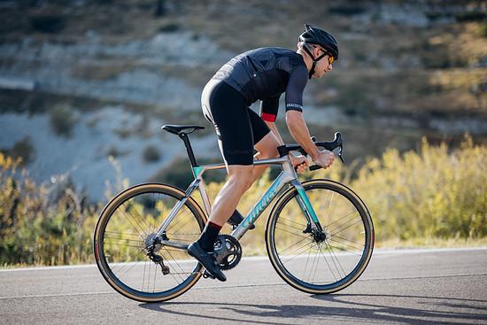 Nichts für Rennrad-Einsteiger - das Filante SLR zielt eher auf Profis und ambitionierte Amateure.
