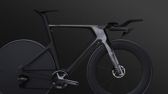 Das visionäre Konzeptrad ist das Ergebnis der Kooperation von Autodesk und Decathlon © Autodesk